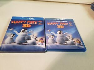 Blu ray 3d Happy Feet 2