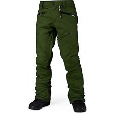 VOLCOM Men's X-TYPE GORE-TEX Snow Pants - Color FRS - Size XL - NWT