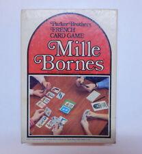 Mille Bornes Complete 1971 Parker Brothers EXCELLENT R12119