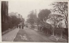 London Real Photo Postcard. The Mall, Chiswick, Ealing. Scarce!  Mailed 1911