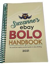 Suzanne's eBay BOLO Handbook 2021 Study Guide to Selling 125 High Profit Items