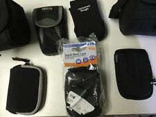 Various Camera Case and sizes pouch Bag For Olympus, Ziekos, kodak, canon
