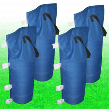 Tent Canopy Weight Bags Sand Bag for Pop Up Gazebo - 4 pcs Pack Set