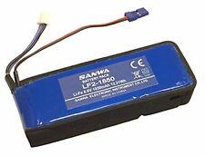 Sanwa 107A10951A Transmitter Battery LiFe 6.6V /1850mAh (M12S, M12, MT-4)