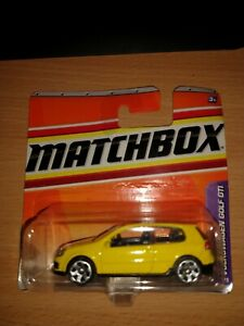 Matchbox volkswagen VW Golf GTi Diecast Car