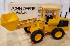 John Deere Loader - vintage toy