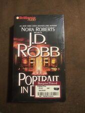 J.D. Robb - Portrait In Death (Nora Roberts) 4 Audio Cassette Tape Set Abridged