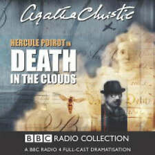 """Agatha Christie """" Death in the Clouds """" (Audiobook CD's)"""