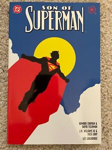 Son of Superman by Howard Chaykin & JH Williams III. DC Elseworlds