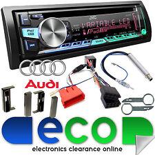 JVC Car Stereos & Head Units for Audi