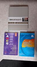 AMC MCQ exam study materials - full set of like new books (hard copies)