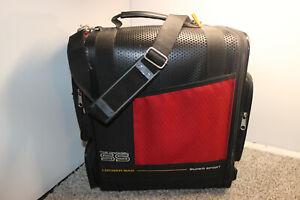 OGIO ORIGINALSS SUPER SPORT BLACK RED LOCKER BAG