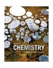 Chemistry by John E. McMurry, Robert C. Fay and Jill Kirsten Robinson (2014,...