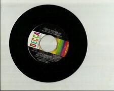 "BERT KAEMPHERT & HIS ORCHESTRA ""LONELY NIGHTINGALE"" DECCA RECORDS 45 RPM"