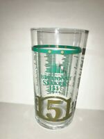 ONE 2019 BELMONT STAKES Glass!!   A Belmont Glass for YOU!!    NEW + MINT!!
