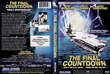 The Final Countdown ~ New DVD ~ Kirk Douglas, Martin Sheen (1980)