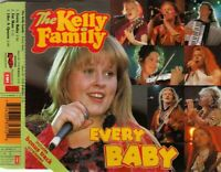 THE KELLY FAMILY Every Baby MCD 1996 RAR & WIE NEU 90s Folk / Pop Klassiker !