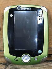 LeapFrog LeapPad 2 Explorer System Tablet Tested Good Battery -Not Included