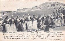 GREECE - Athenes - Danse Greque a Megara 1905