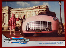THUNDERBIRDS - PROMO Card - FAB1 - GGTB - Cards Inc 2004