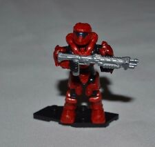 2017 HALO MEGA CONSTRUX WARRIOR UNSC RED SPARTAN RECRUIT LOOSE !! VHTF !!