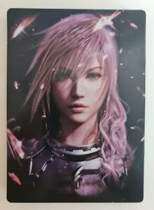 Final Fantasy XIII-2/13-2 Steelbook - Complete In Box - Xbox 360 - Tracked Post