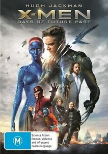 X-MEN Days of Future Past starring Hugh Jackman (DVD, 2014)