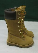 new BROWN Timberland Classic Tall Boot Toddlers size 4 C
