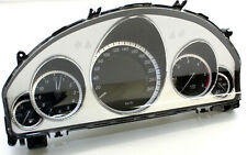 Original Mercedes W212 E350 CDI A2129004904 KOMBIINSTRUMENT Tacho