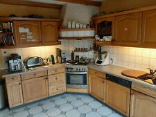mit Elektrogeräte Miele Markenküche Tielsa Küchenzeile Einbauküche komp.