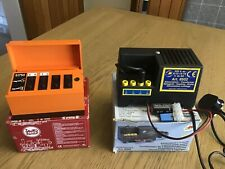 More details for lgb  51750 switch / control box   g scale 240 volts and 4 speed power supply