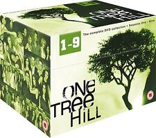 ONE TREE HILL COMPLETE SERIES SEASON 1 2 3 4 5 6 7 8 9 R4 1-9 49 Discs EXPRESS!