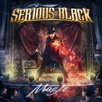 SERIOUS BLACK - MAGIC   CD NEU