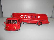 SAVIEM TANCARVILLE 1959-67 CALTEX CAMIONES ARTICULADOS  ALTAYA IXO 1/43