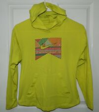 NIKE girls Long Sleeve Hooded TOP* L Large