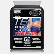 BEST T6 Weight Loss Fat Burner Pills Dieting Tablets Raspberry Ketone Acai Mango