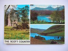(Walter) Scott Country. (Dryburgh, St. Mary's Loch etc)
