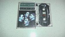 kraftwerk electric cafe music cassette    fast dispatch
