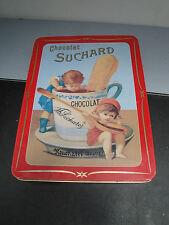 Boite Métallique - Chocolat Suchard