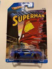 Hot Wheels 2013 Superman Series '05 Ford Mustang GT Mattel-DC Comics