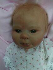 "Kadence 16"" Preemie Baby Girl Denise Pratt Sculpt From Reborn Classics Nursery"
