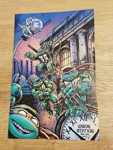 Planet Comicon 2019 Program Teenage Mutant Ninja Turtles TMNT Eastman Cover