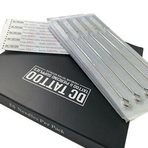 50 x DCTattoo Premium Pro Tattoo Needles