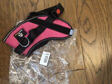 New listing Doggy Kingdom Dog Harness Size Small Pink Daisy 10 19 Pounds