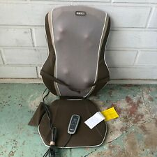 Homedics triple shiatsu Massage Therapy heat cushion MCS-610H in great condition