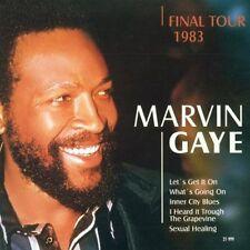 CD NEUF scellé - MARVIN GAYE - FINAL TOUR 1983 -C41