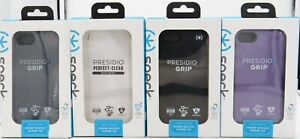 Speck Presidio2 V-Grip Grip Stay Clear Show Case for iPhone 7 & 8 iPhone SE 2020