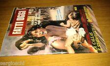 FATTI OGGI #  1 - LA CALLAS è STATA UCCISA - EDIFUMETTO - 1979 - SX30