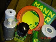 Öl- Luftfilter Dieselfilter Ford Transit Bus LKW Kasten Feuerwehr 2,4 Diesel 72-