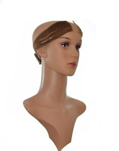 Non Slip Adjustable Fabric Wig Grip Band to secure lace front or standard wigs
